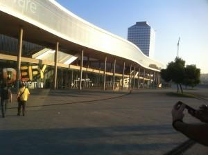 VMworld Europe 2013 entrance