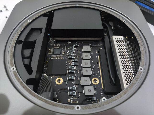mac mini internals