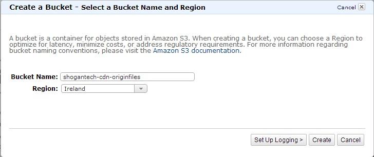 new-bucket