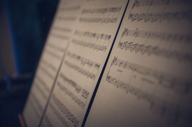 generating music